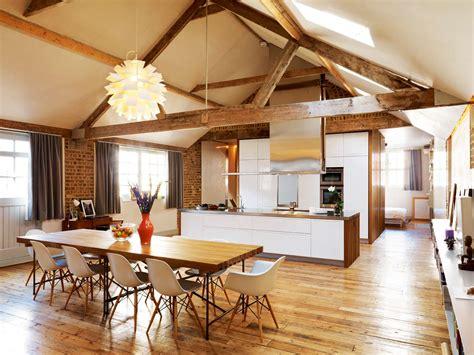 open plan  concepto abierto en la decoracion de casas