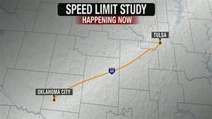 Norman Senator Suggests Raising Speed Limit On Turner