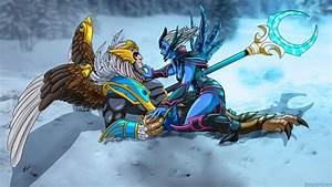 Wraithnight Dreams (Venge with Skywrath Mage) - DOTA 2 ...