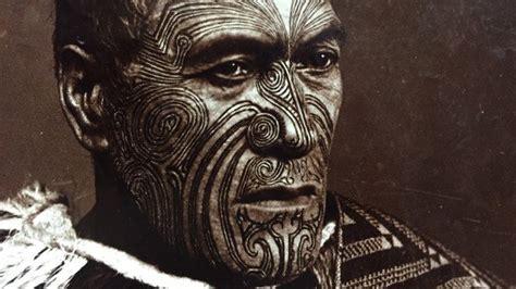los maories guerreros