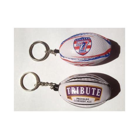 porte cl 233 s ballon de rugby publicitaire porte cl 233 s personnalis 233 s