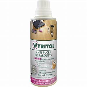 traitement anti puces wyritol 200ml leroy merlin With puce de parquet traitement