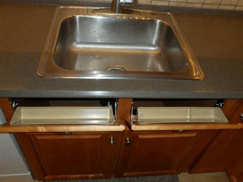 Sink Base Tip Out Trays   RTA Cabinet Store