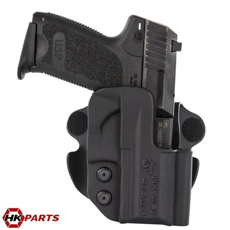paddle holster hk usp compact mm rh hkparts