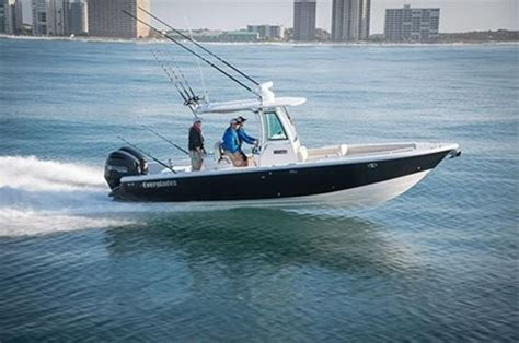 Everglades Boats For Sale In Ontario by Everglades 273cc 2018 New Boat For Sale In Toronto Ontario