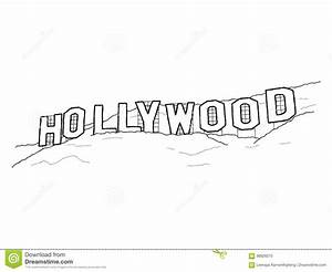 Hollywood Sign Stock Illustrations – 4,848 Hollywood Sign ...
