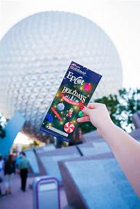 A Guide To Christmas At Epcot 2016