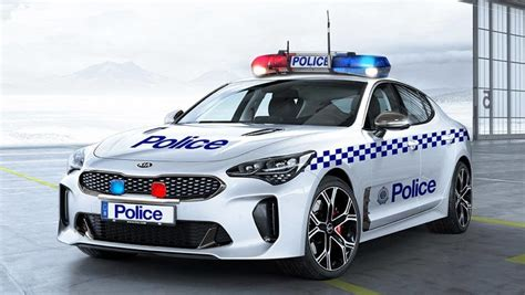 Kia Stinger GT on the cards for Australian police - Car ...
