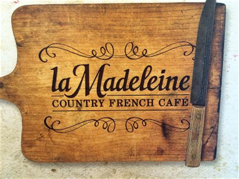 La Madeleine French Country Cafe, Raleigh, North Carolina