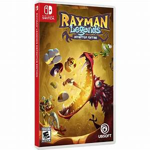 Ubisoft Rayman Legends Definitive Edition UBP10902116 B&H ...