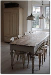 French Country Farmhouse Kitchen Tables