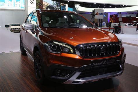 2019 Suzuki Sx4 Scross Concept And News Update 2018