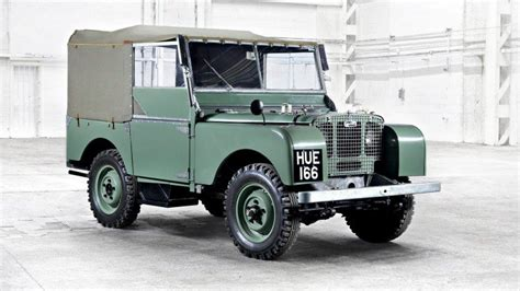 first jeep ever made masterpiece land rover