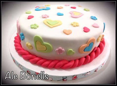 corazones  flores en tonos pasteles   cumpleanos