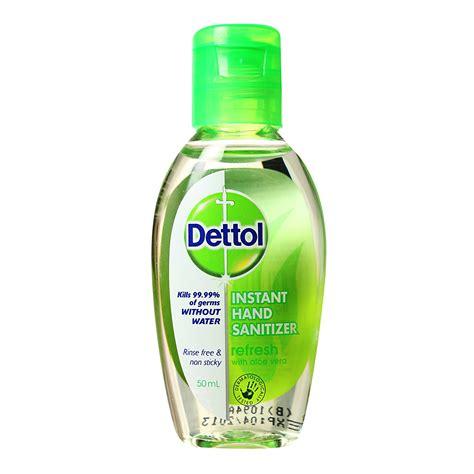 dettol hand sanitizer review