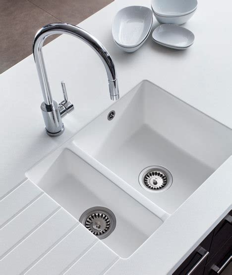 acrylic kitchen sink plumbing fixtures interiors by kitchen koncepts 1153