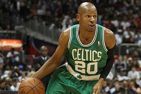 Ray Allen Retires From Nba, Says He's 'completely At Peace