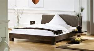 Bett 140x200 Günstig Kaufen : bett mit lehne aus luxus kunstleder g nstig kaufen marbella ~ Indierocktalk.com Haus und Dekorationen
