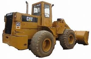 Caterpillar 966  U0026 966c Wheel Loaders Factory Service