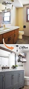 28, Best, Budget, Friendly, Bathroom, Makeover, Ideas, And, Designs, For, 2021