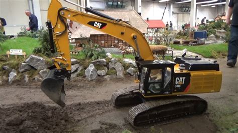 Harga Rc Excavator Cat 1 8 scale rc excavator 155 kg cat 349l