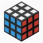 Icon Isometric Cube Toy Rubik Box Toys