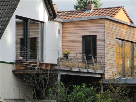 Moderne Häuser Und Gärten by 7 Besten Anbau Holz Mit Garage Www Kleinoeder De Bilder