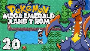 Pokemon Mega Emerald Xy Edition Episode 20 Sky Pillar