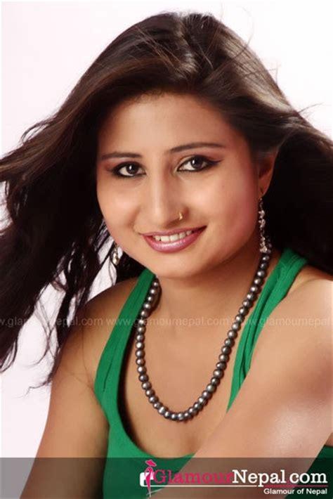 Nepali Model Nepali Glamour Nepali Singer Anju Panta Anju