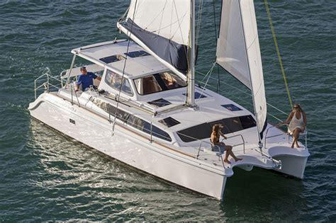 New Gemini Legacy 35 Sailing Catamaran For Sale