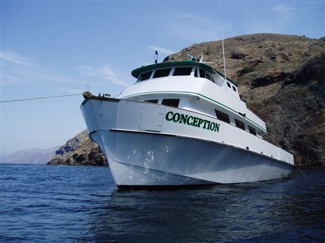 dive boat conception california diving news