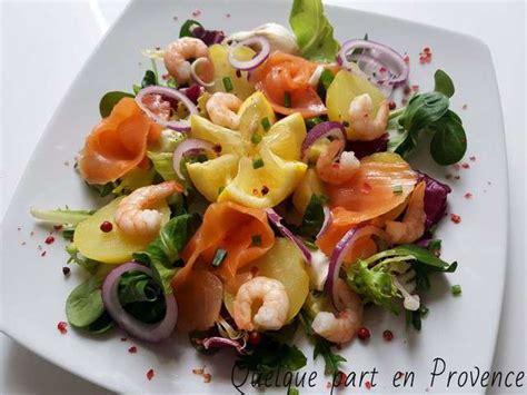 cuisiner pour 15 personnes recettes de salade nordique