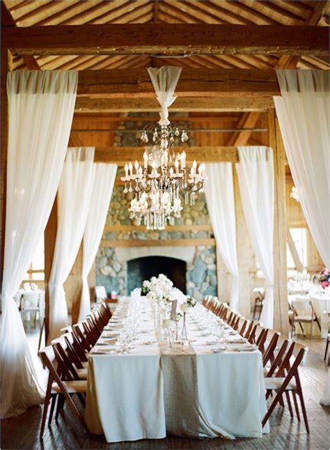 wedding reception drapery drapery ideas to stun your wedding guests onewed