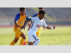 Spurs v Apoel player ratings Marcus Edwards & co lose to