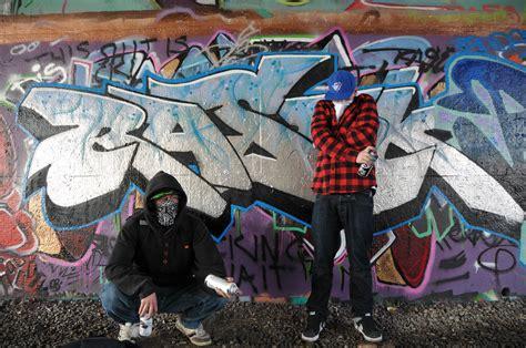 day     day portrait  canada graffiti artists