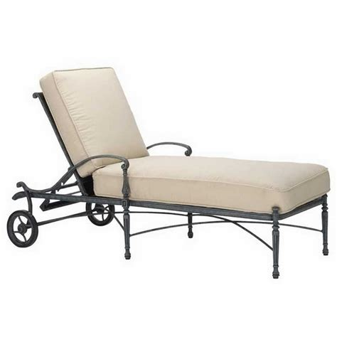 florence chaise lounge by woodard landgrave family leisure
