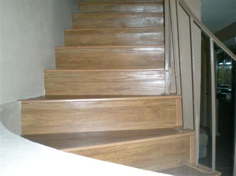 vinyl flooring for stairs konecto lvt stairs traditional vinyl flooring albuquerque by floorscapes