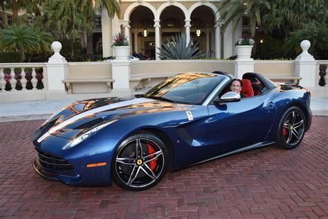 new koenigsegg 2017 first ferrari f60 america is delivered to its owner