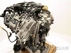 2006 Lexus Gs 300 Engine Assembly  O Intake
