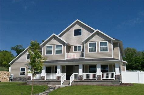 craftsman home plan   printing option house plan
