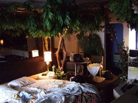 Room Interior With Indoor Plants