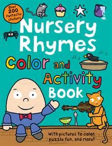Preschool Nursery Rhyme Books