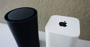 Apple Airport Extreme Vs Google Onhub  Two Powerhouse