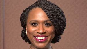 Ayanna Pressley  Democratic Representative  Says She Has