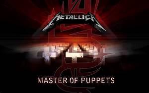 Metallica Master Of Puppets wallpaper