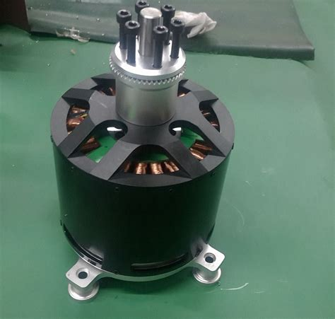 25kw Watercooling&sensored Brushless Motor For Electric ...