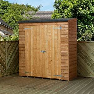 Garden, Wood, Shed, Tool, Storage, Bike, Outdoor, Patio, Wooden, Cabinet, Store, Unit, 6x3