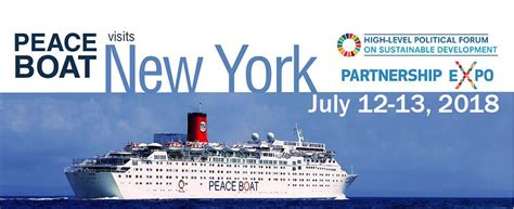 Boat Donation Nyc by Peace Boat Us Peace Boat Us Building A Culture Of
