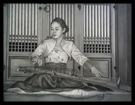 Traditional Korean Beauty By Suryjmz On Deviantart