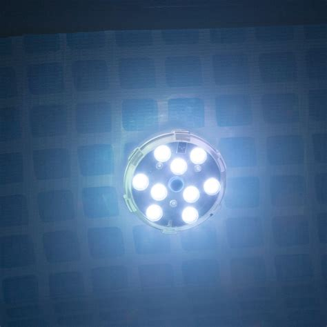 3 quot led pool wall light toys swimming